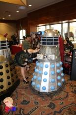 Signing a Dalek