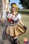 Lulu as Mami Tomoe from Madoka Magica