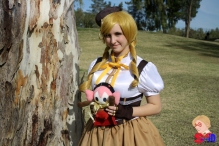 Lulu as Mami Tomoe from Madoka Magica