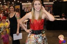 comic skirt