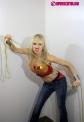 Wonder Girl's lasso