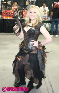 steam punk lady