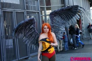 Awesome Hawk Girl