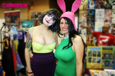 cara nicole and a joker girl