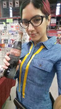 nuka cola pipgirl